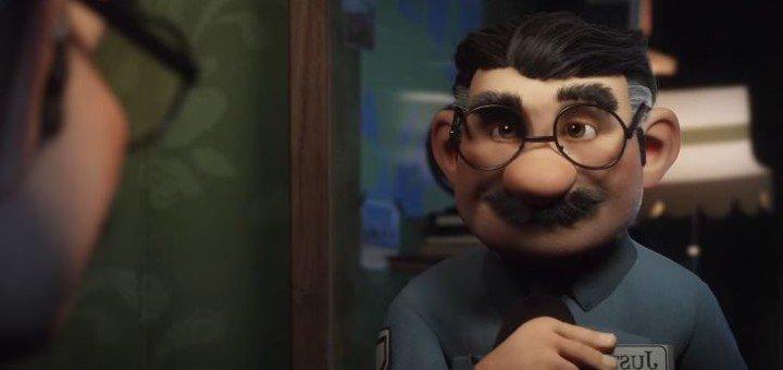 Animação feita para a loteria da Espanha - Justino a animação