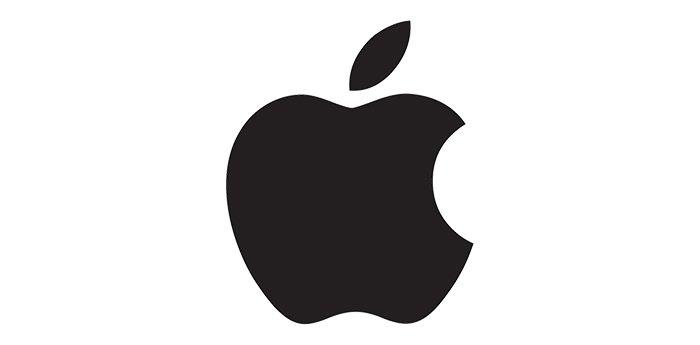 Apple - Logotipo representa a maçã proibida - conto bíblico
